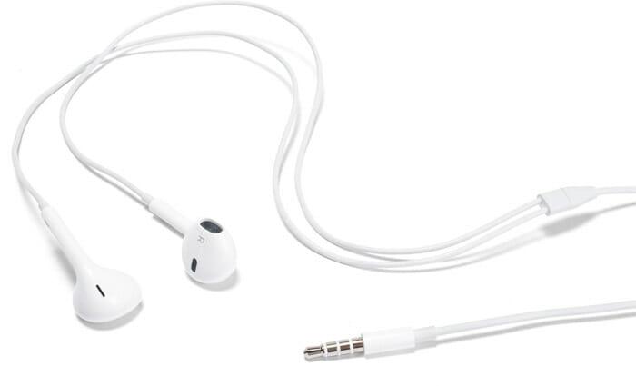 หูฟังไอโฟน APPLE EarPods รุ่น MD827LL/A