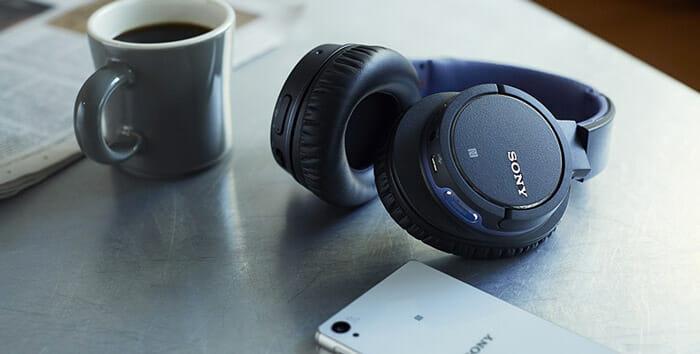 หูฟัง Sony รุ่น MDR-ZX770BN
