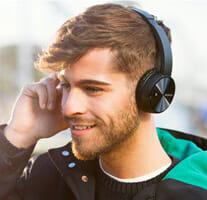 หูฟัง Sony รุ่น MDR-ZX330BT