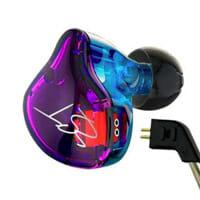 หูฟัง in ear ยี่ห้อ KZ รุ่น ZST hybrid driver 1DD+1BA