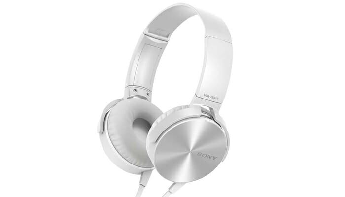 หูฟัง Sony รุ่น MDRZX310APW