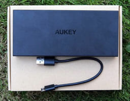 Power Bank Aukey รุ่น PB-T3 ความจุ 16,000 mAh
