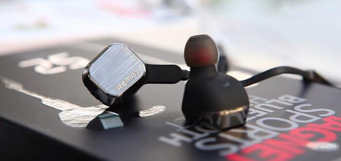 หูฟัง Remax รุ่น Magnet Sports RM-S2
