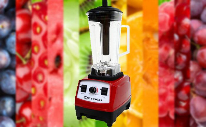 เครื่องปั่นผักผลไม้ ยี่ห้อ Oxygen รุ่น TG-02