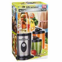 เครื่องปั่นผักผลไม้ ยี่ห้อ Ultramaxx Nutritional Extractor Package