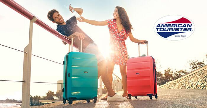 กระเป๋าเดินทาง American Tourister