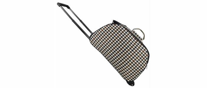 กระเป๋าเดินทางยี่ห้อ Blaze แบบถือพร้อมล้อลากขนาด 20 นิ้ว
