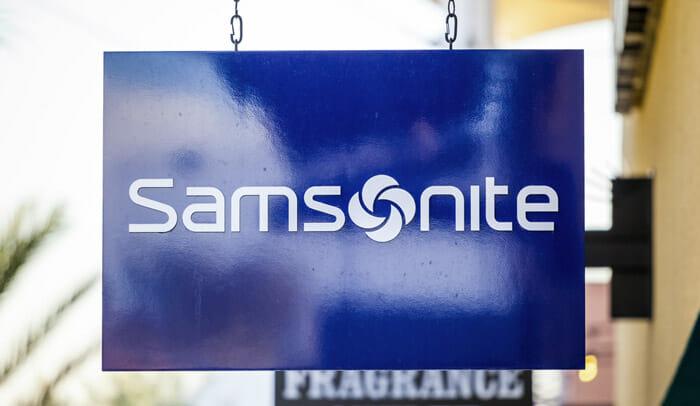 กระเป๋าเดินทาง Samsonite