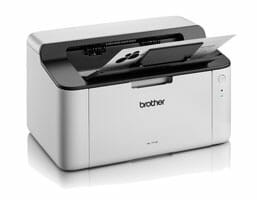 printer-brother-hl-1110-with-paper