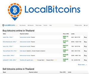 LocalBitcoins.com Bitcoin Wallet