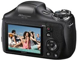Sony Cyber Shot DSC-H300