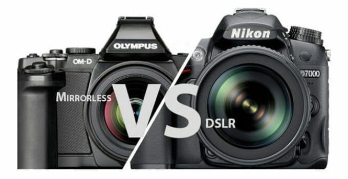 กล้อง DSLR กับกล้อง Mirrorless: แนวทางที่จะช่วยคุณตัดสินใจว่ากล้องชนิดไหนเหมาะกับคุณ