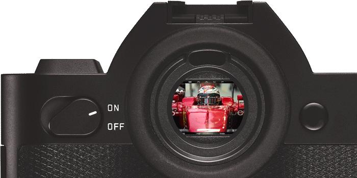 การดูภาพพรีวิวที่มีความแม่นยำกว่าในช่องมองภาพ