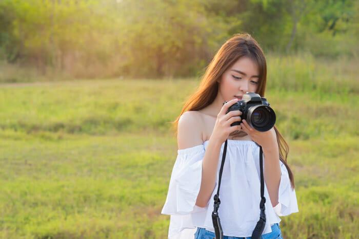 กล้อง DSLR ยี่ห้อไหนดี?
