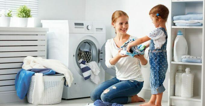 เครื่องซักผ้า ยี่ห้อไหนดี