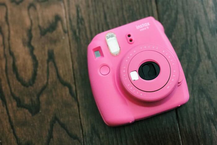 Fujifilm Instax mini 9 กล้องอินสแตนท์ รุ่น