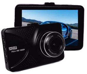 GP4 Car Camera กล้องติดรถยนต์