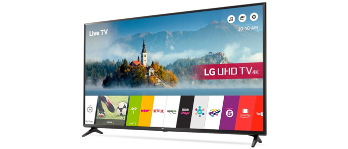 LG 49″ UHD Smart TV รุ่น 49UJ630T