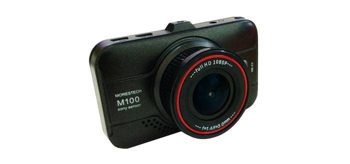 Morestech กล้องติดรถยนต์ M100