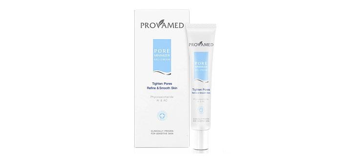 Provamed Pore Minimizer Gel Cream 20 ml.รูขุมขนกระชับ เรียบเนียน
