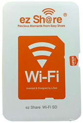 ez Share WiFi Micro SD Adapter