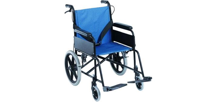 A*bloom Transport Wheelchair AB0203