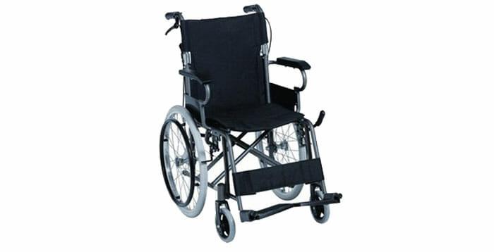A*bloom Light Weight Aluminum Wheelchair AB0206