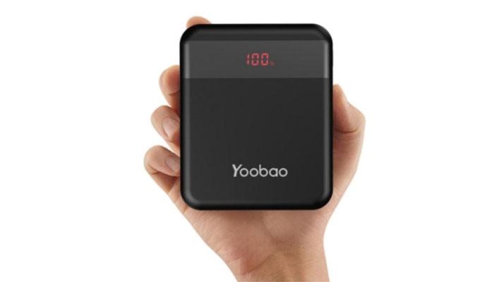 Yoobao 20000mAh S20Q Quick Charge 3.0 พาวเวอร์แบงค์