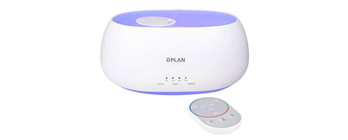 Aroma Diffuser Ultrasonic Cool Mist Humidifier