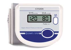 Citizen เครื่องวัดความดัน รุ่น CH-452
