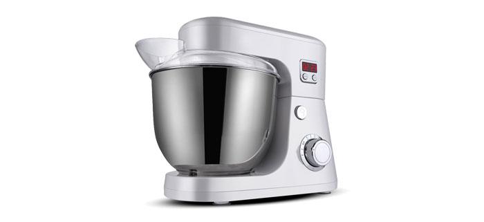 DJSHOP เครื่องผสมอาหารดิจิตอลตั้งเวลาได้ รุ่น LW-C1 ขนาด 800W ความจุ 4.2L