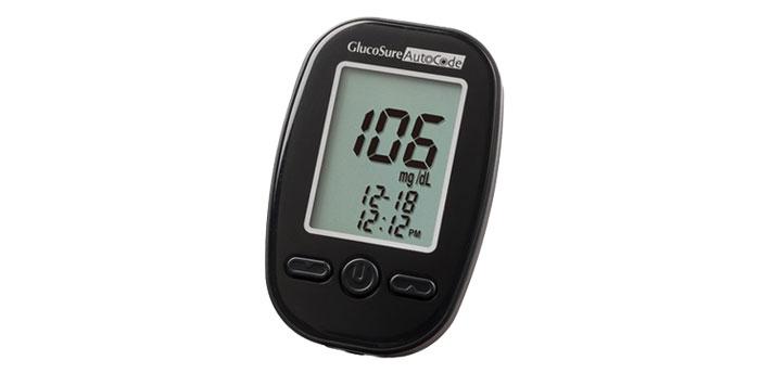 Glucosure Autocode Blood Glucose Meter เครื่องวัดน้ำตาลในเลือด เครื่องตรวจน้ำตาล