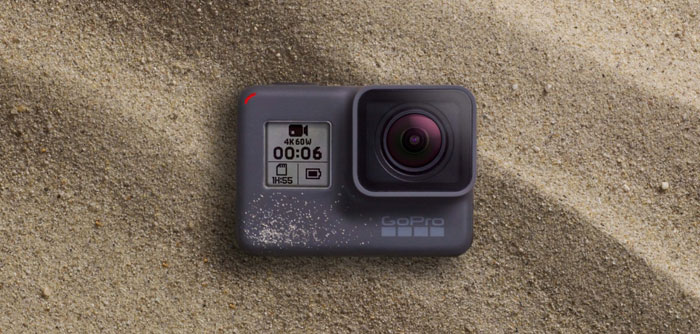 GoPro HERO 2020 Waterproof/ 10MP/ 1440p and 1080p video/Voice Control/Touch Display ประกันศูนย์ 1ปี โดย Mentagram