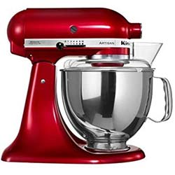 KitchenAid 5KPM5EWH Stand Mixer 5 Qt, 4.8 L Heavy Duty