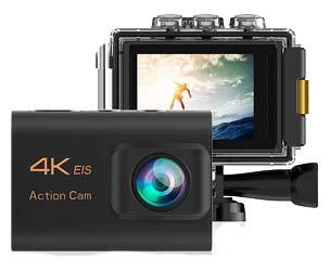 Nanotech 4K Action Camera