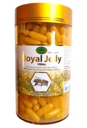 Nature's King Royal Jelly