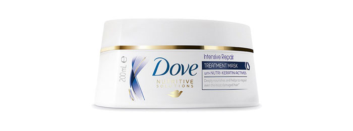 Dove Hair Treatment Mask Intense Repair