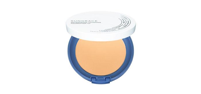 Sungrace White UV PACT SPF18