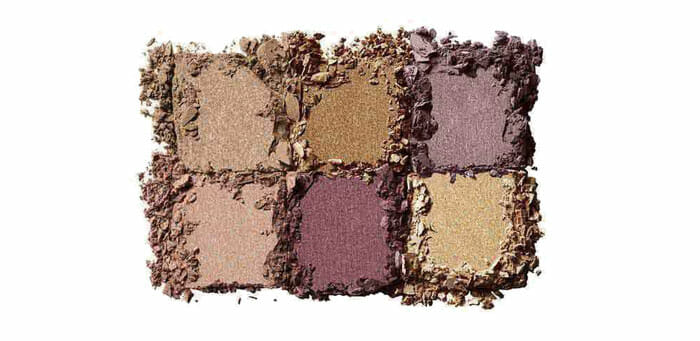 อายแชโดว์ NYX Professional Makeup Cosmic Metals Shadow Palette