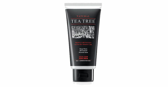 Tea Tree ที ทรี โฟมล้างหน้า ฟอร์เมน เฟเชียล โฟม