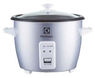 ELECTROLUX หม้อหุงข้าว รุ่น ERC1300 ขนาด 1.3 ลิตร