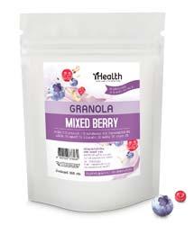 iHealth Granola Mixed Berry