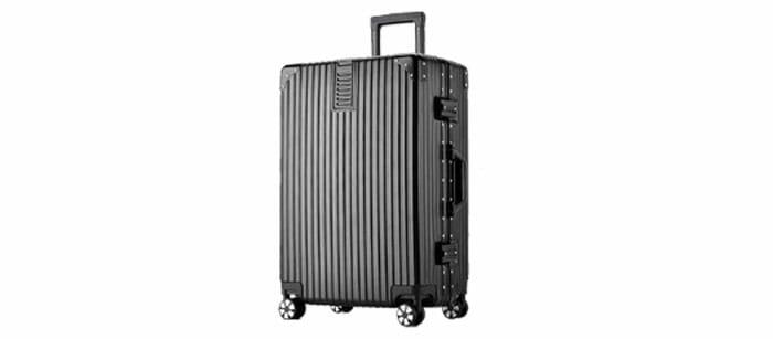 กระเป๋าล้อลาก PC+ABS กรอบอลูมิเนียม แข็งแรงทนทาน