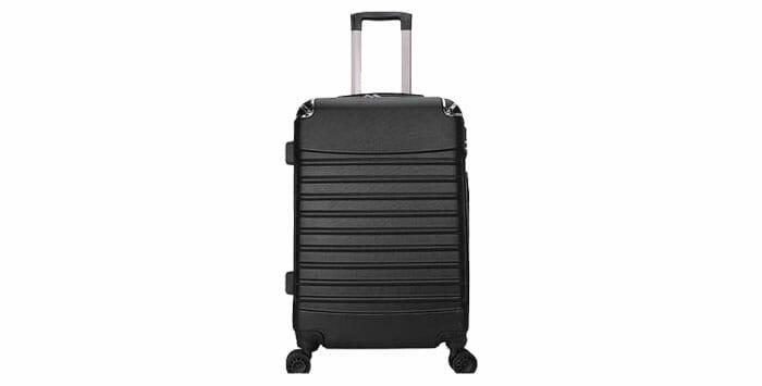 กระเป๋าเดินทาง 24 นิ้ว รุ่น Vintage Brushed ล้อหมุนได้ 360องศา ลื่น เข็นง่าย