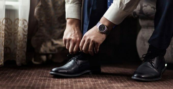 6 รองเท้าหนังสำหรับผู้ชาย ยี่ห้อไหนดี