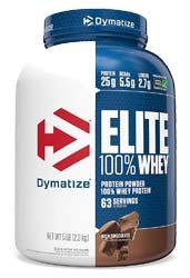Dymatize Elite Whey Protein - 5 lbs