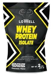 LOWELL เวย์โปรตีน ลดไขมัน เพิ่มกล้าม โปรตีน31กรัม ต่อ1ช้อน
