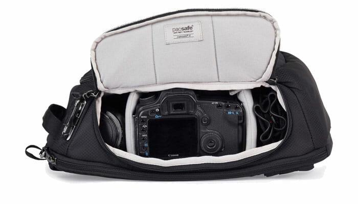 กระเป๋ากล้อง Pacsafe - Camsafe X9 Sling Camera Travel Bag