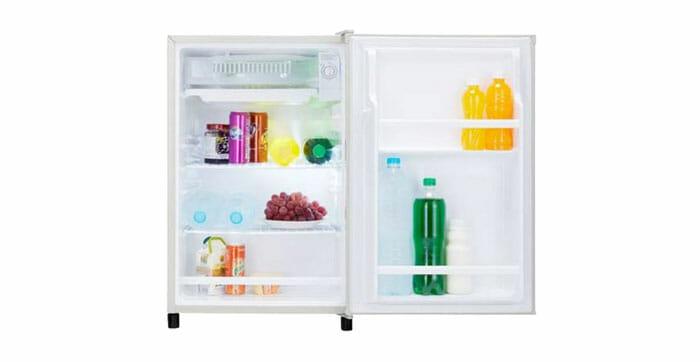 Toshiba ตู้เย็นมินิบาร์ 1 ประตู รุ่น GR-A906ZQNW ขนาด 3.0 คิว