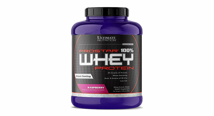 Ultimate Nutrition ProStar Whey Protein 5.28 lbs – Chocolate
